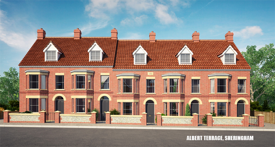 Albert Terrace, Sheringham
